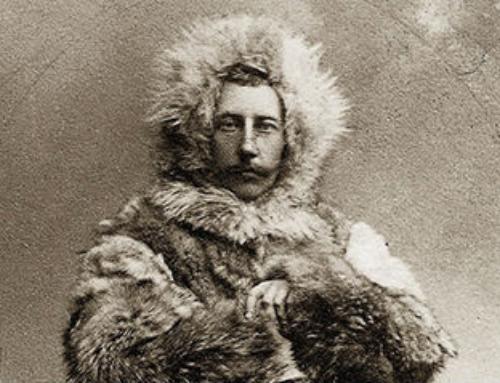Amundsen (eerste man op de zuidpool) wilde eigenlijk naar de Noordpool