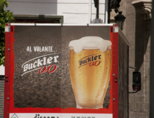 Buckler beer on the Dutch market