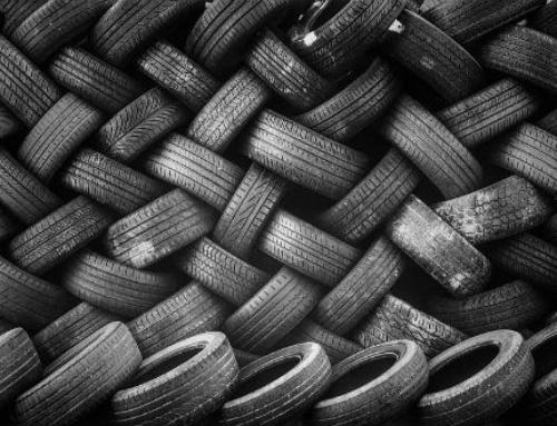 Het vulkaniseren van rubber!
