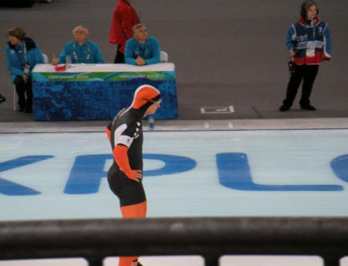 De Olympische 10.000 meter van Sven Kramer in Vancouver (2010)