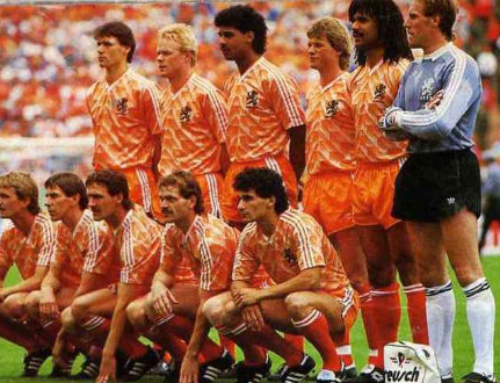 Oranje in de jaren '70- oogstrelend totaalvoetbal zonder hoofdprijzen